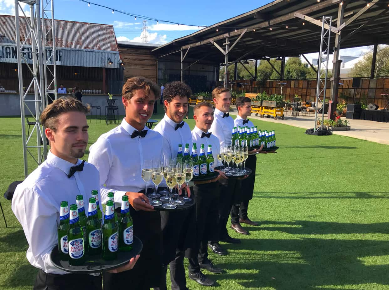 the-timber-yard-melbourne-event-space-waiters